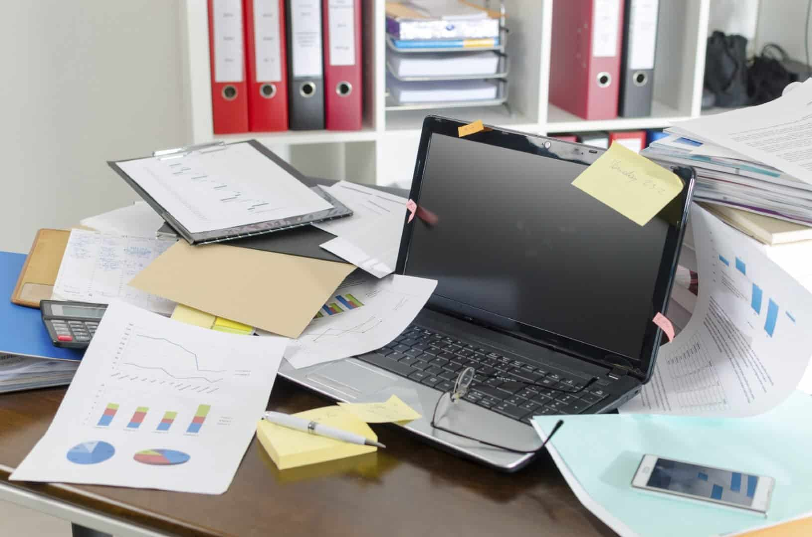 Paperless Office – Reality or Myth?