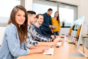 Auriga Baltics Gets Funded to Develop Employee Competence