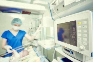 Automatic Defibrillator Development and Algorithm Optimization