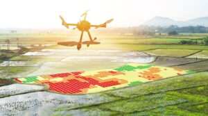 How Drones and Machine Learning Help Farmers