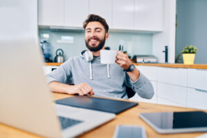 Work from Home: The Art of Self-Motivation and Team Management